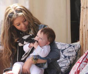 baby, sasha pieterse, and cute image