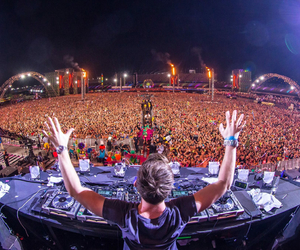 hardwell, music, and dj image