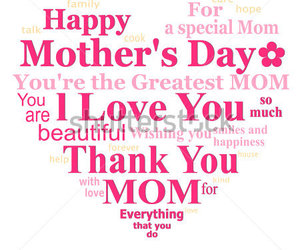 love and mother's day image