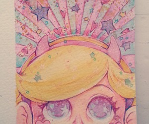 disney cartoon and star butterfly image