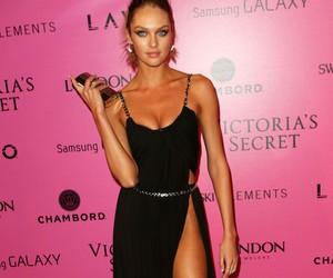 candice swanepoel, dress, and Victoria's Secret image