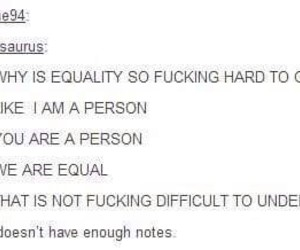 equality, quote, and love image