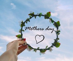 love u, mothers day, and 10 de mayo image