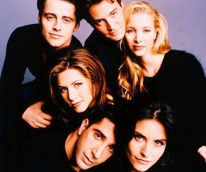 friends, Jennifer Aniston, and chandler image