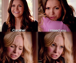 caroline, miss you, and missing you image