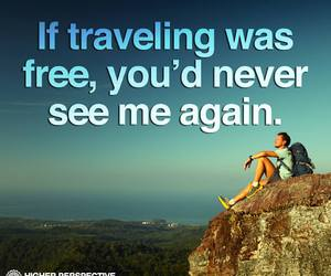 free and traveling image