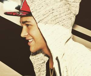 austin mahone, smile, and cute image