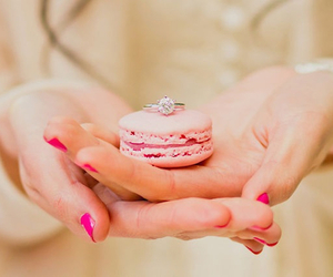 macarons, marry, and me image