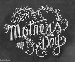 love, day, and mother image
