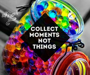 moments, rainbow, and things image