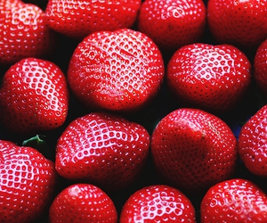 berry, food, and fruit image