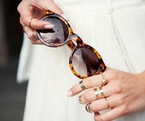 fashion, style, and sunglasses image