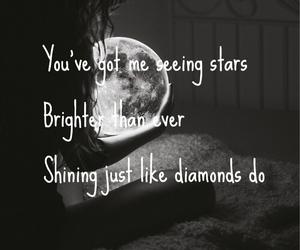 Lyrics, moon, and night image