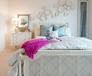 bedroom, decor, and interior image