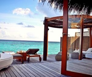 luxury, Maldives, and sweet image