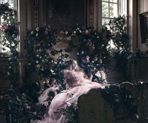 sleeping beauty, fairytale, and fantasy image