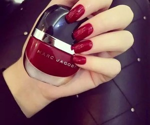 nails, beauty, and makeup image