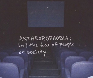 fear, people, and society image