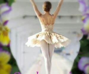 ballet, girl, and good morning image