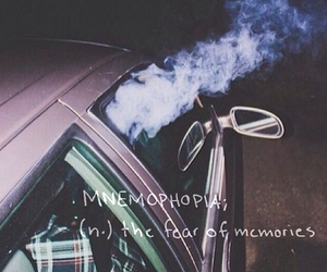 smoke, car, and grunge image
