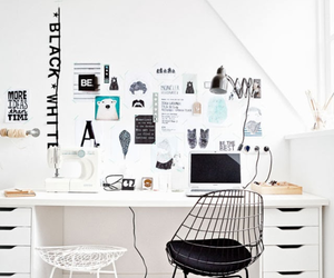 accessories, style, and desk image