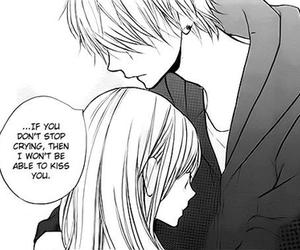 manga, couple, and anime image