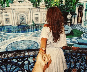 couple, travel, and follow me image