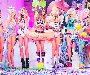 Victoria's Secret, model, and nicki minaj image