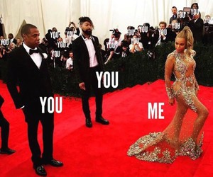 beyoncé, red carpet, and met gala image