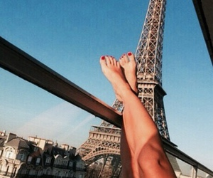 paris, relax, and torre eiffel image