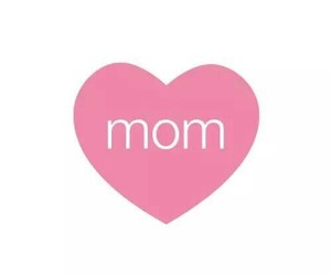 mom, mother's day, and love image