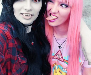 cosplay, adventure time, and marceline image