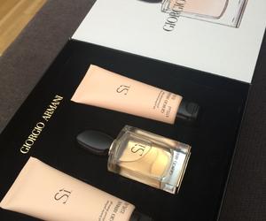 fashion, gift, and Giorgio Armani image