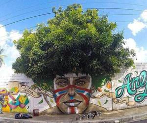 and, art, and streetart image