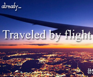 sky, teen, and travel image