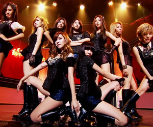 snsd, jessica, and Sunny image