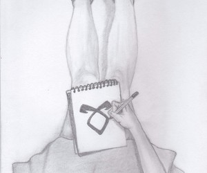 rune, the mortal instruments, and angelic rune image