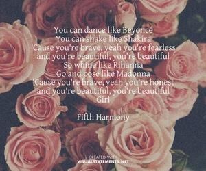 beautiful, girl, and honest image