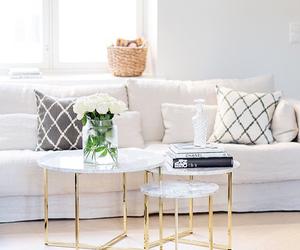 decor, flowers, and interior image