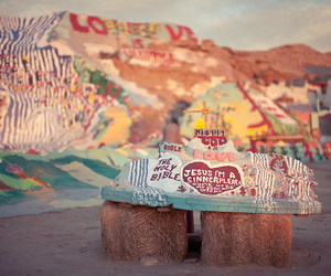 2010, slab city, and love image
