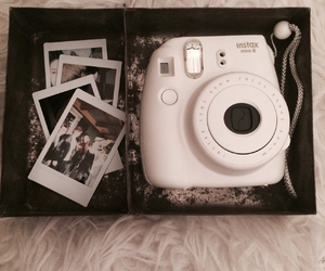 8, instax, and mine image