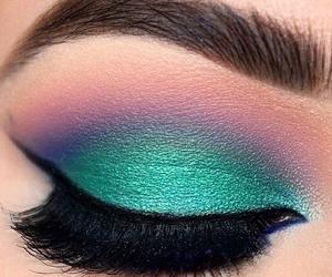 makeup and eyeshadow image