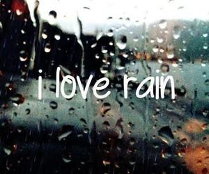rain, soft, and sound image