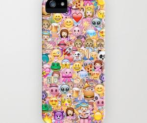 emoji, iphone, and phone image