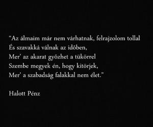 magyar, dalszoveg, and halottpénz image