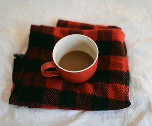 autumn, vintage, and coffee image