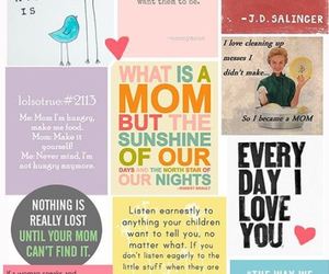 mom, mother's day, and mamma image