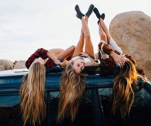 best friends, no school, and fun image