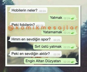 funny, turkce, and whatsapp image