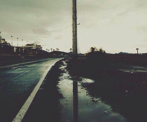 indie, rain, and photography image